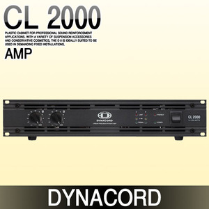 DYNACORD CL2000
