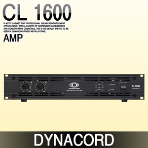 DYNACORD CL1600