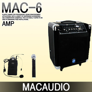 MACAUDIO MAC-6