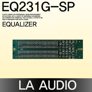 LA AUDIO EQ231G-SP