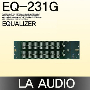 LA AUDIO EQ-231G