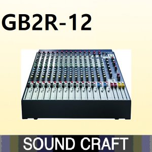 SOUNDCRAFT GB2R-12CH