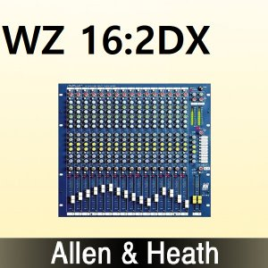 Allen&Heath WZ16:2DX