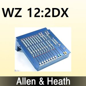 Allen&Heath WZ12:2DX