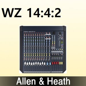 Allen&Heath WZ14:4:2
