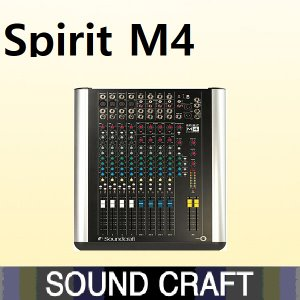 SOUNDCRAFT Spirit M4