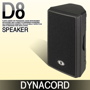 DYNACORD D8