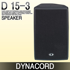 DYNACORD D 15-3
